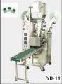 Servicio de maquinas envasadoras de filtrantes para café